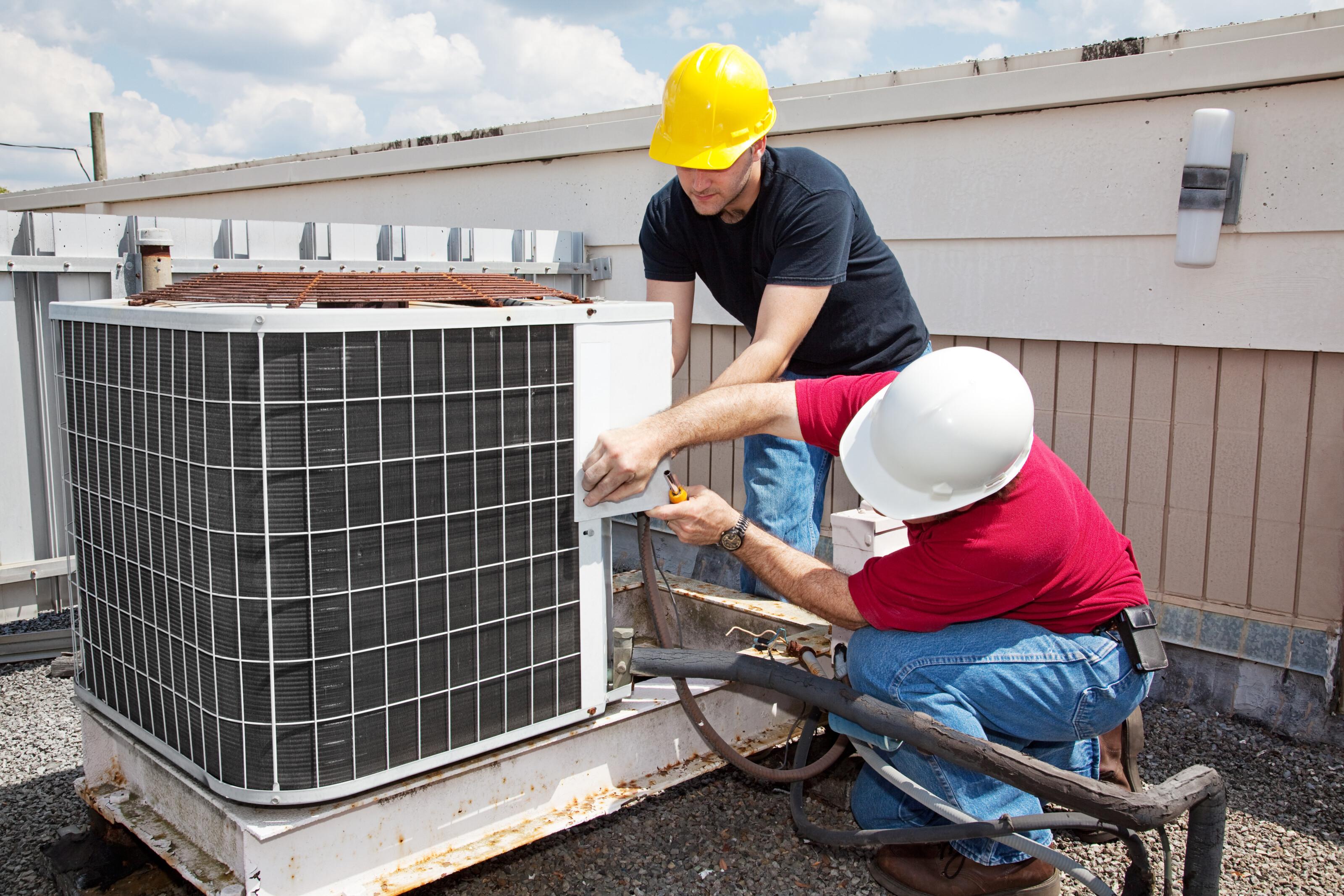 Heating Ventilation Air Conditioning Refrigeration