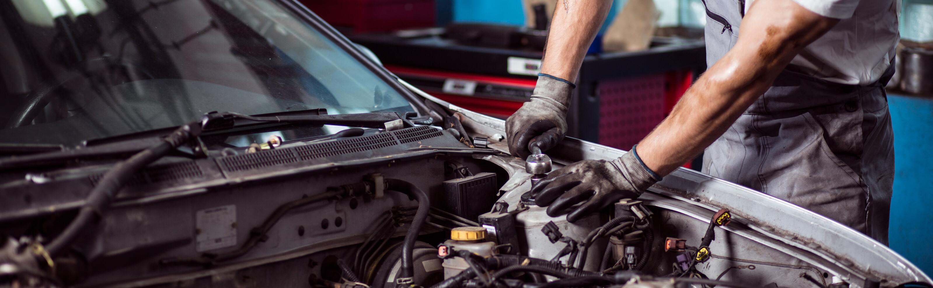 Collision Repair Technology | Thaddeus Stevens College