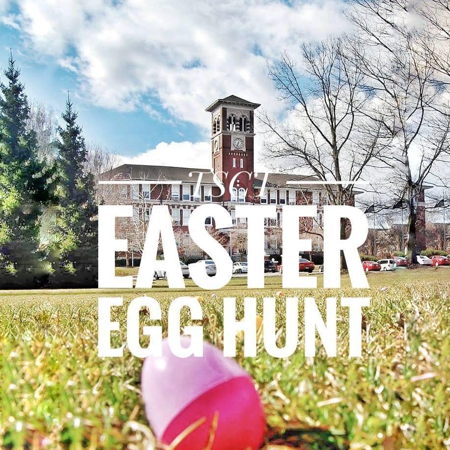 Easter Egg Hunt - RAIN OR SHINE!