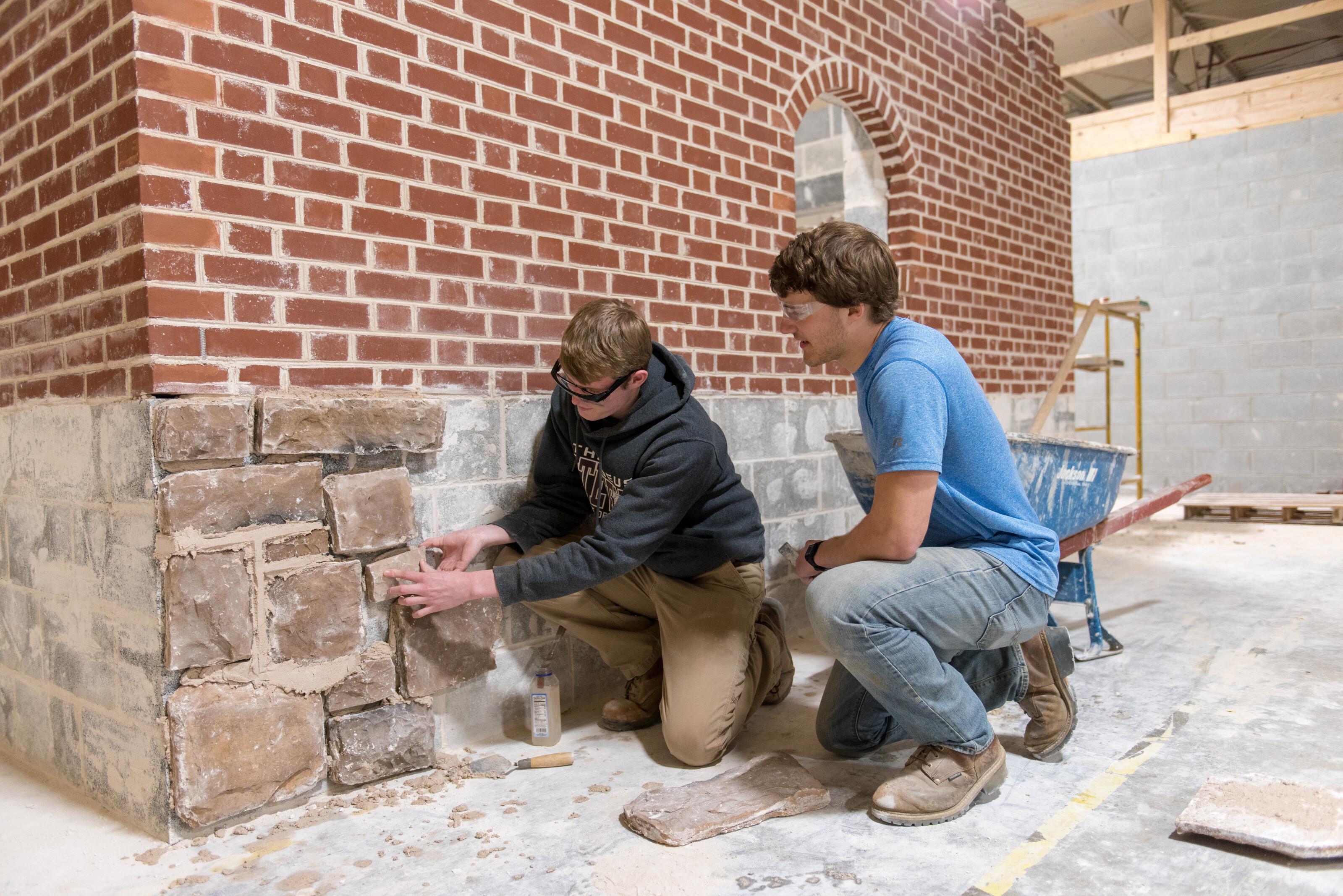 Masonry Construction Technology | Thaddeus Stevens College